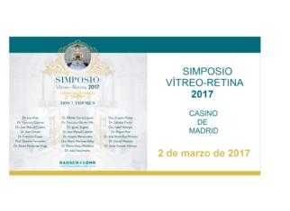 Simposio de Vítreo-Retina 2017