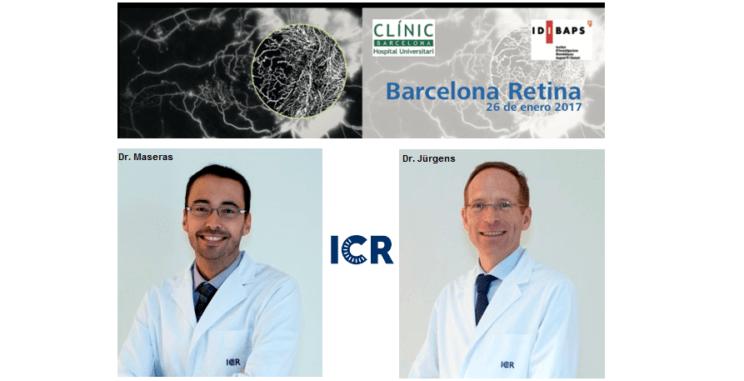 Barcelona Retina 2017
