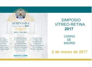 2017 Vitreous-Retina Symposium
