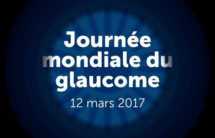 Journée mondiale du glaucome