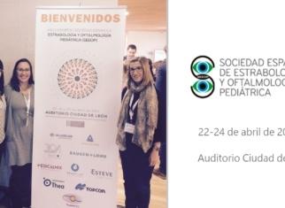Congrés de la Societat Espanyola d'Estrabologia i Oftalmologia Pediàtrica