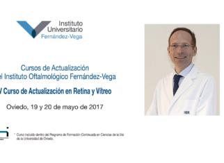 Curso de Actualización en Retina - Dr. Jürgens sobre la miopía magna