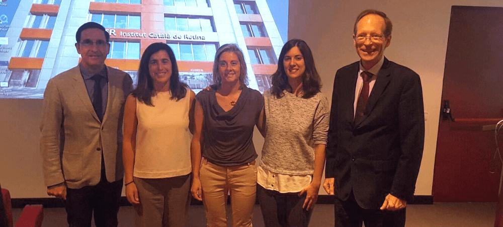 Las doctoras Vidal y Cifuentes presentan sus trabajos de final de máster