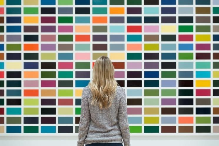 как мы видим и различаем цвета