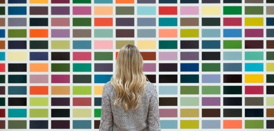 Как мы видим и различаем цвета?