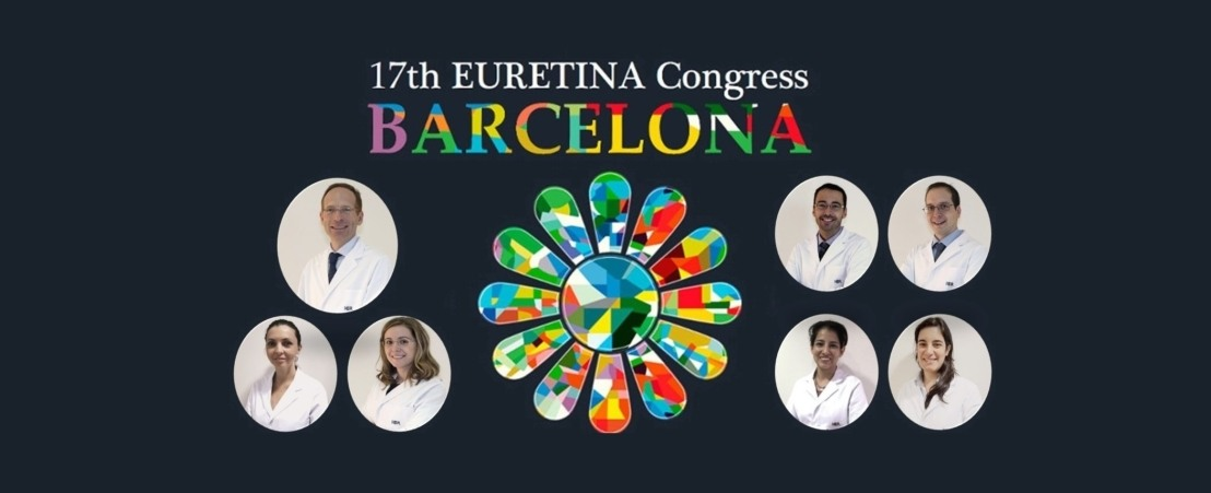Barcelona acoge el congreso EURETINA 2017