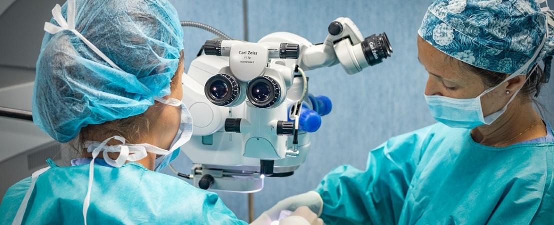 Chirurgie sclérale