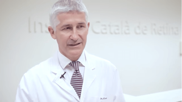Dr. Duch, interviewed in La Razón about the new generation of IPCL lenses for presbyopia
