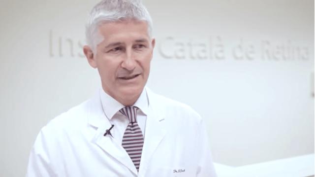 Entretien avec le Dr. Duch dans le journal La Razón sur la nouvelle génération de lentilles IPCL pour la presbytie