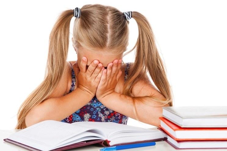 нарушения процесса обучения