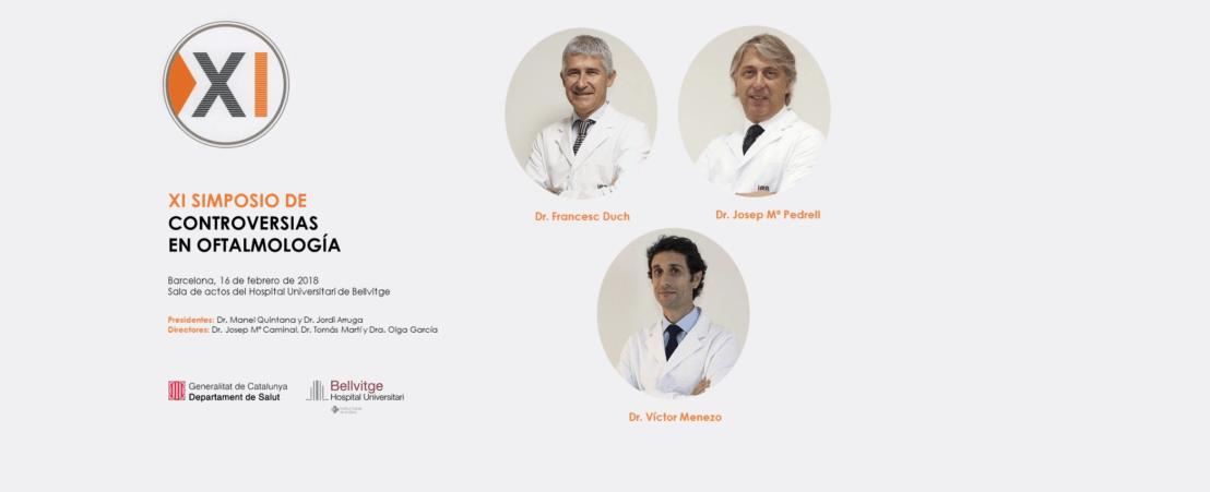 На XI Симпозиуме в Офтальмологии, врачи ICR рассматривают процессы и обследования перед  рефракционной хирургией.