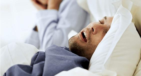 أنقطاع التنفس الأنسدادي النومي و الجلوكوما
