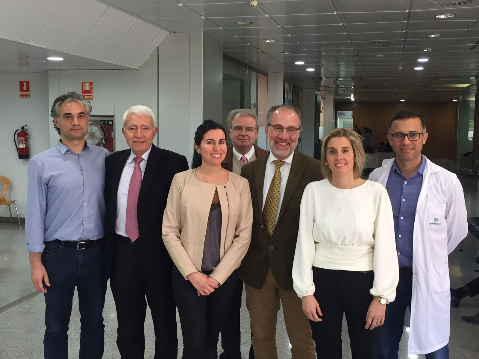 La Dra. Núria Ibáñez, ponent d'oftalmologia a la II Jornada Interdisciplinar d'Otorrinolaringologia de l'HGC