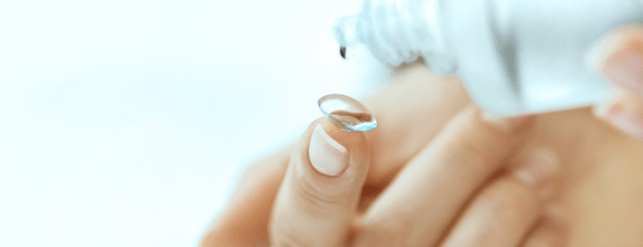 ٨ أشياء يجب أن تعرفها عند أستخدام العدسات اللاصقة