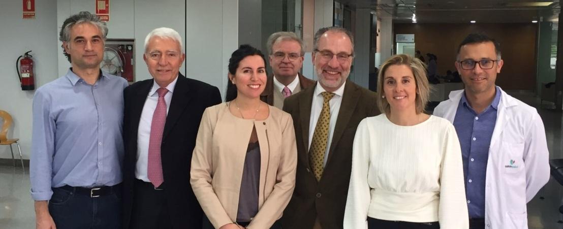 La Dra. Núria Ibáñez, ponente de oftalmología en la II Jornada Interdisciplinar de Otorrinolaringología del HGC