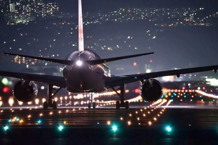 Avión tras operación | ICR