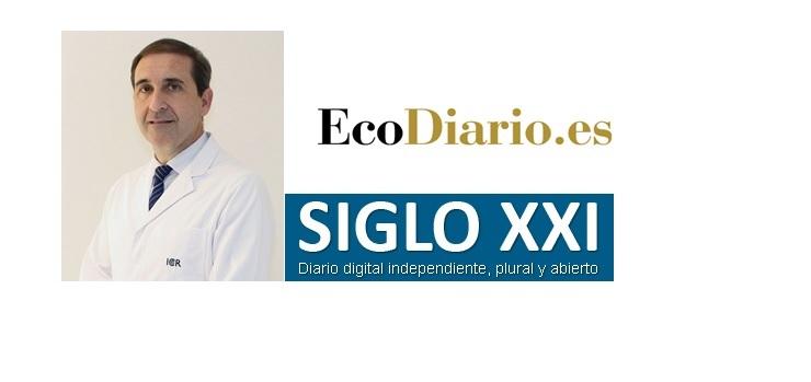 La presse souligne la participation du Dr. Antón à la rencontre professionnelle 'Horizonte Alcon 20/20'