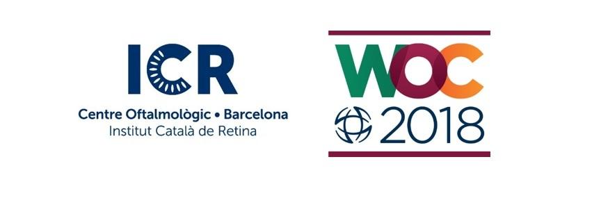 Èxit de participació de l'ICR al Congrés Mundial d'Oftalmologia WOC2018
