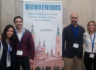 Oculoplastie ICR au congrès