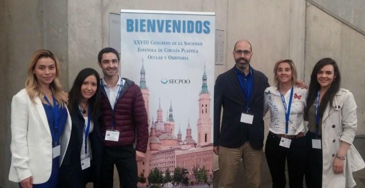 Oftalmólogos ICR en el SEPCOO