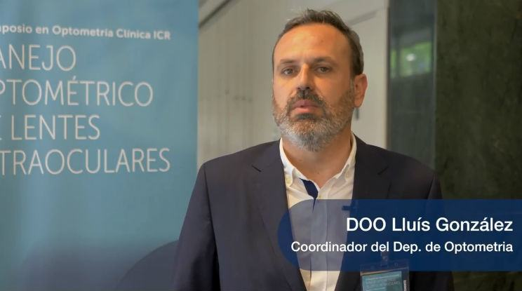 Vídeo simposio ICR 2018