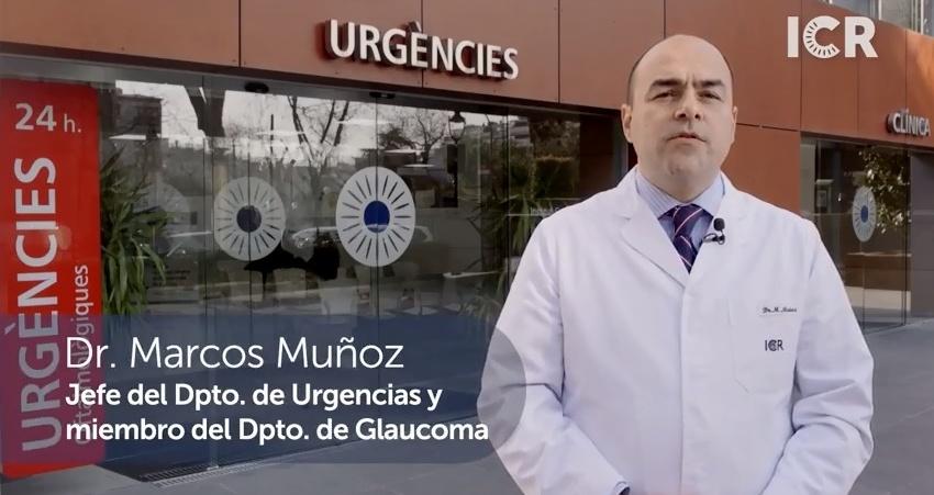 El Dr. Muñoz explica cuando debemos ir a urgencias
