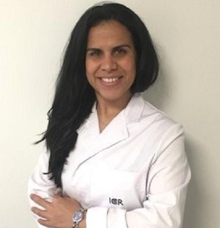 Dra. Karla Gonzales - ICR