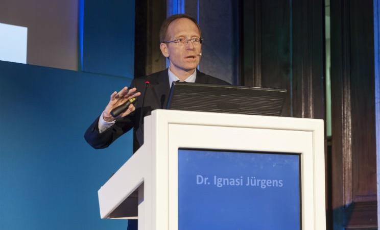 El Dr. Jürgens participa a la IV Conferència Científico-Pràctica dedicada a la tomografia de coherència òptica (OCT) en Oftalmologia