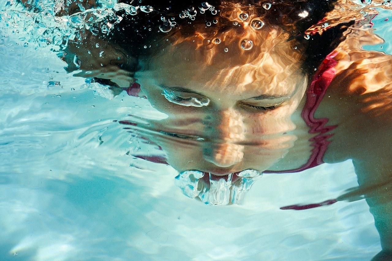 Consejos oculares para nadadores