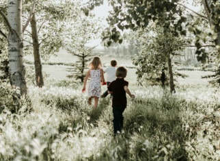 actividades en el exterior contra la miopía