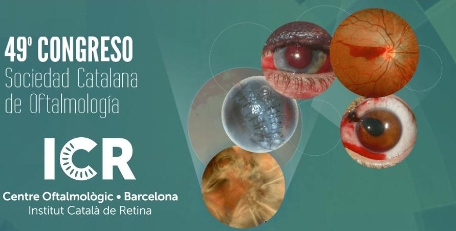 L'ICR au 49ème Congrès de la Société Catalane d'Ophtalmologie