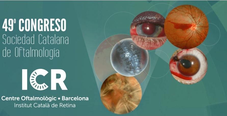 L'ICR destaca al 49è Congrés de la Societat Catalana d'Oftalmologia