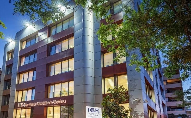 Edifici ICR Ganduxer