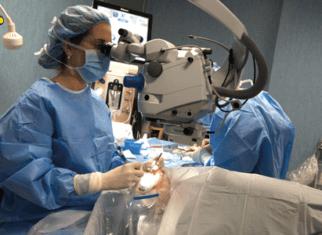 Cirurgia a l'ICR