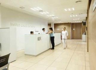 Recepció Institut Català de Retina