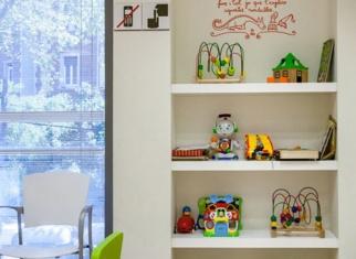 Consuiltes ICR pediatria