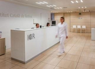 Recepció ICR Ganduxer