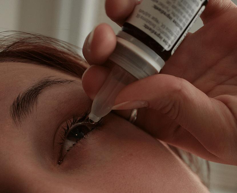Conseils pour utiliser des gouttes ophtalmiques