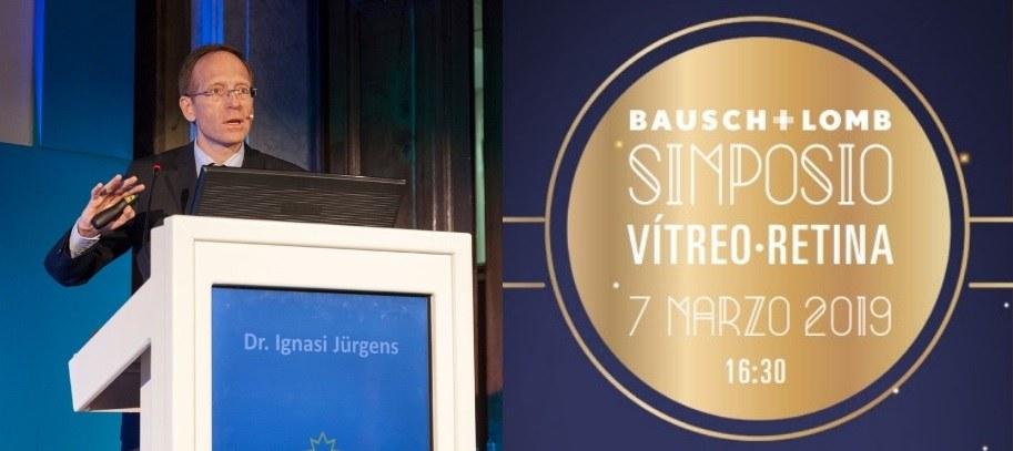 El Dr. Jürgens participarà com a discutidor al Simposio Vitreo-Retina 2019
