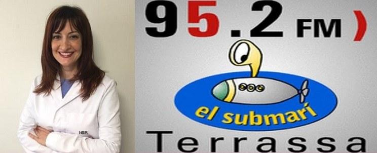La Dra. Castillo parla a Ràdio Terrassa sobre un escàner de retina que podria detectar l'Alzheimer