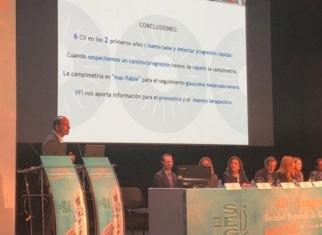 XIV Congrés de la Societat Espanyola de Glaucoma