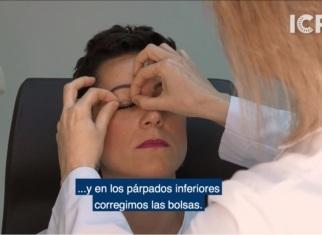 en qué consiste la blefaroplastia