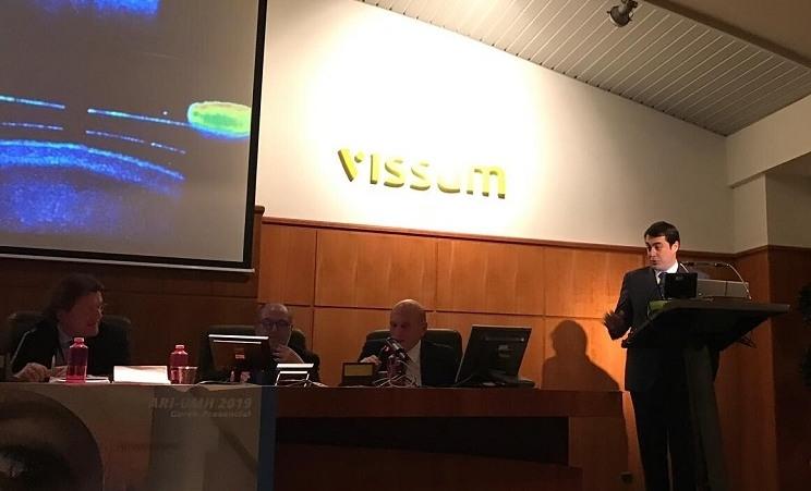"""El Dr. Reyes participa como ponente en el Curso: Alicante Refractiva Internacional 2019: """"Cirugía refractiva, de córnea y cataratas"""""""