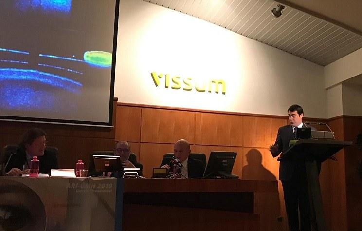 """El Dr. Reyes participa com a ponent al curs Alicante Refractiva Internacional 2019: """"Cirugía refractiva, de córnea y cataratas"""""""