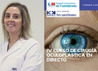 cirugía oculoplástica en directo