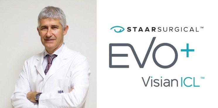 Le Dr. Duch participe comme intervenant à la IIIe Réunion des Utilisateurs Evo Visian ICL