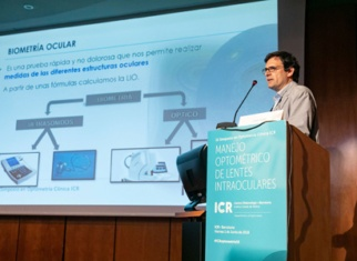Simposio optometria ICR 2019