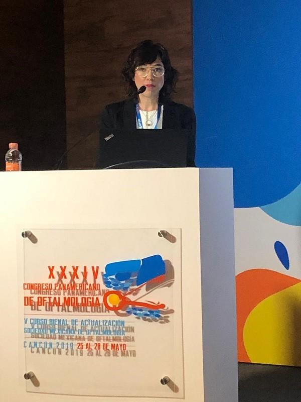 Dra. Rocío Rodríguez - Congreso Panamericano
