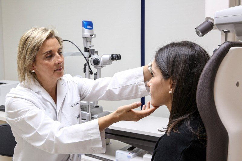 Visita prèvia a la blefaroplàstia