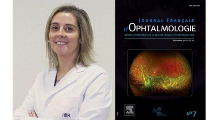 La Dr. Ibáñez publie un article sur un cas de maladie inflammatoire orbitaire sclérosante